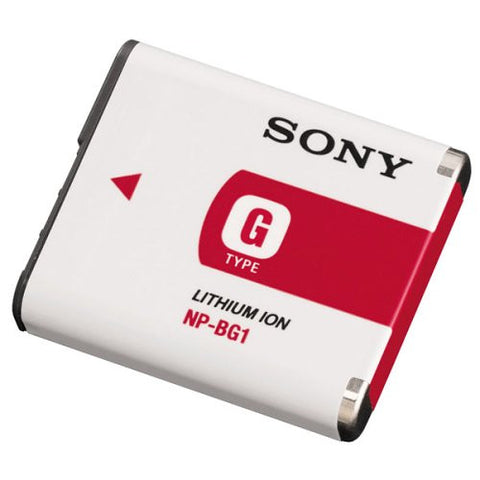 Sony NP-BG1 Lithium-Ion Rechargeable Battery - Wanaka Camera Shop