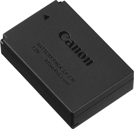 LP-E12 battery for Canon