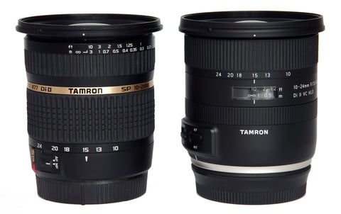 Tamron 10-24mm F2.5-4.5 Di11 Lens for Canon