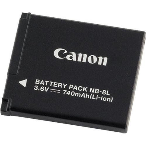 NB-8L battery for Canon