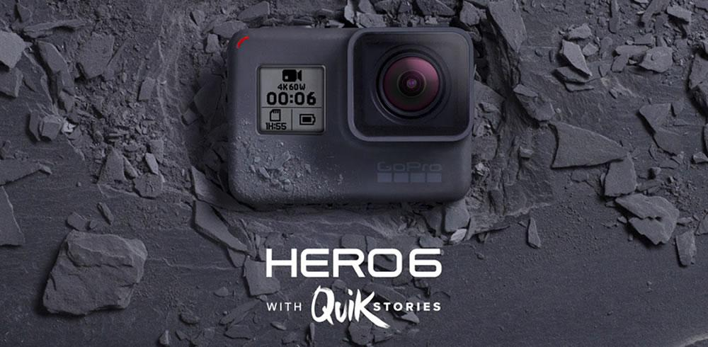 GoPro Hero 6 Session & Karma Drone Wanaka Camera Shop