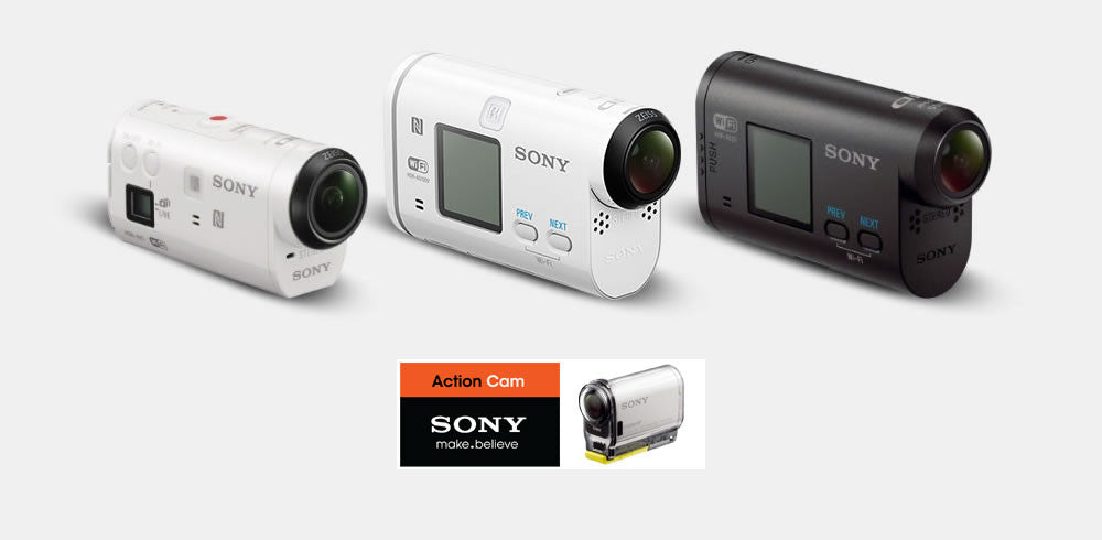 Sony Action Cam - Wanaka Camera Shop