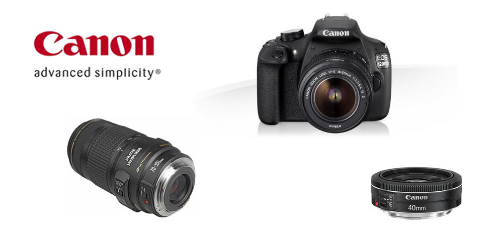 Canon EOS Lenses Cameras Wanaka Camera Shop