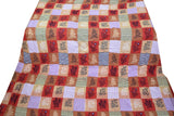 Fabby Emblish Printed Comforter(Quilt)