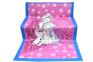 Fabby Cotton Cartoon Print Bright Single AC Duvet { TEHER }