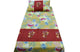 Fabby Home Embroidered Single Bedsheet