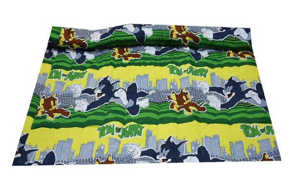 Fabby Cartoon Print Single bed Comforter(Quilt)