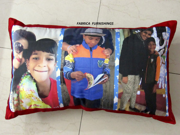 Personalized Rectangle Cushions