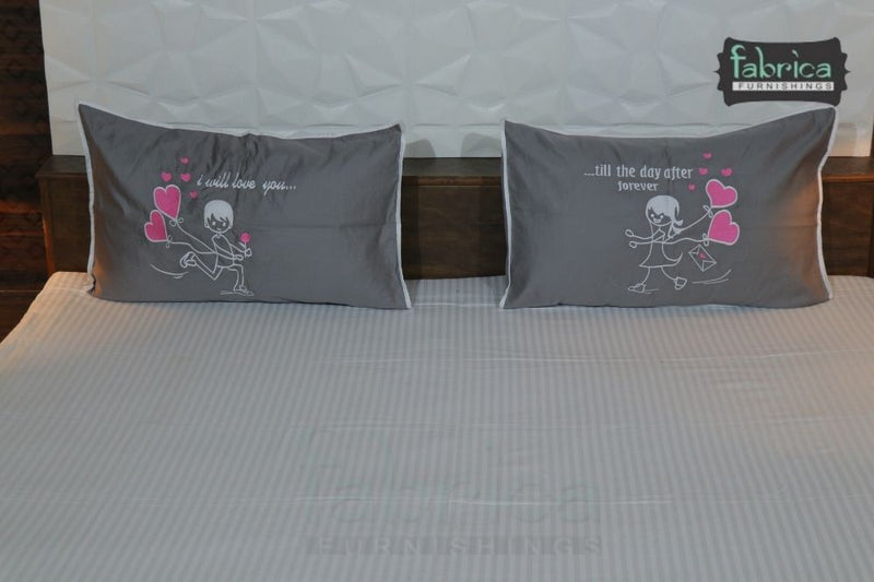 Love in the Air Pillow Cover Pair