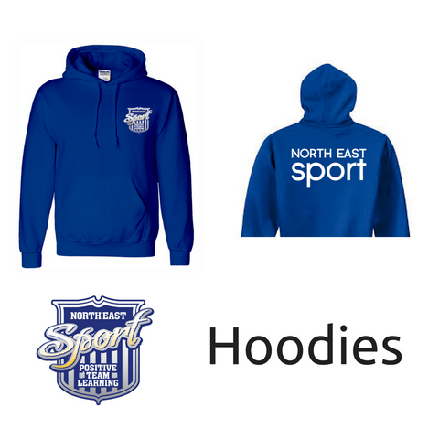 North East Sport | Hoodie - North East Sport