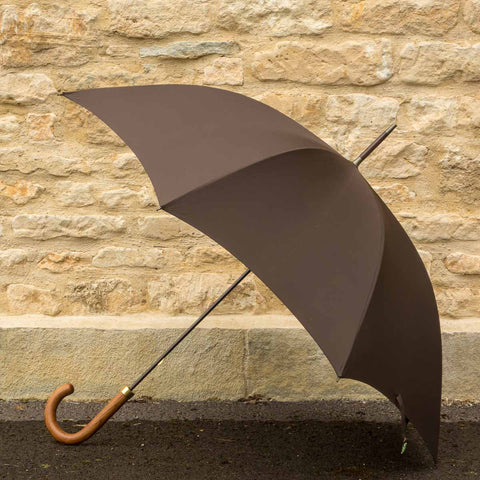 St James Umbrella - Earth Brown