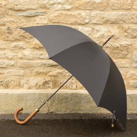 St James Umbrella - Charcoal Grey