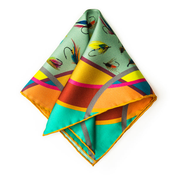 The Tay Pocket Square