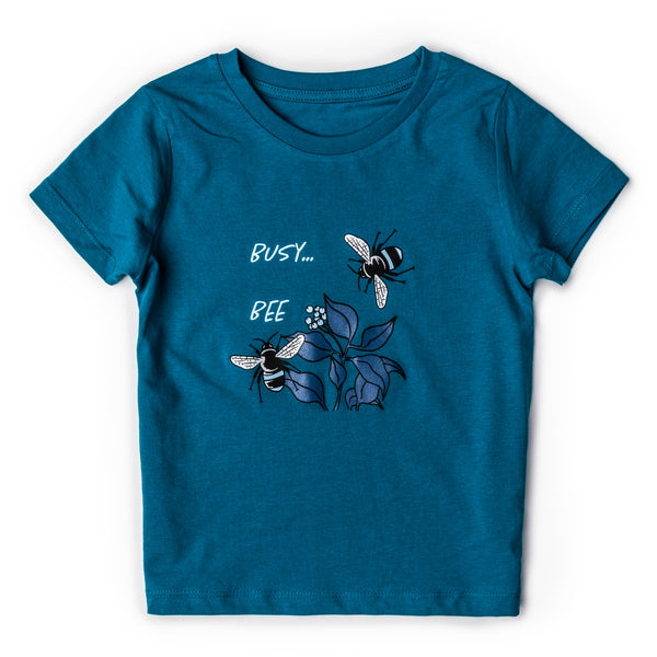 NEW Children's T-shirt - Busy Bee