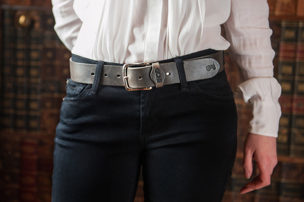 "Stornoway 1.5"" Leather Belt"