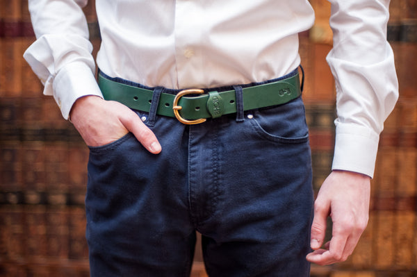 "Killy 1.25"" Leather Belt"