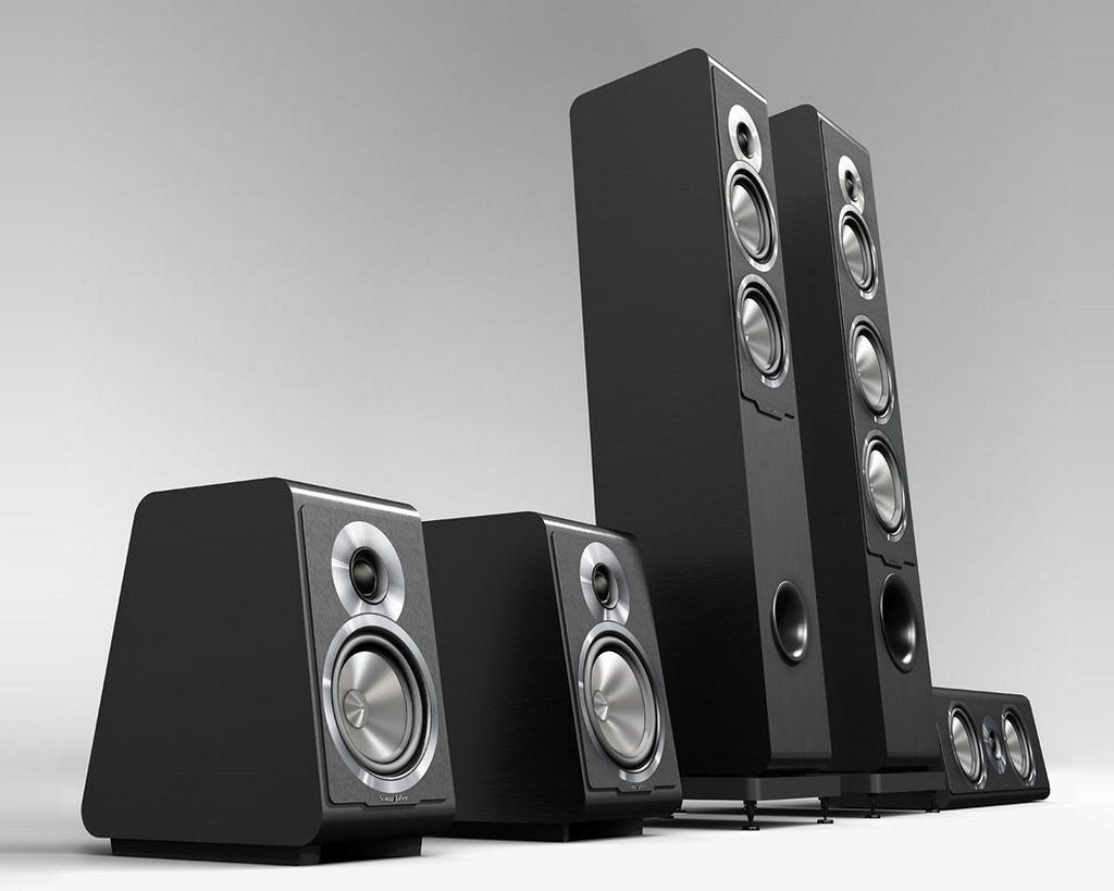 Principia - New affordable loudspeakers by Sonus Faber