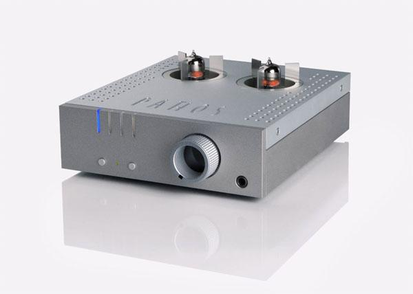 Pathos aurium headphone amplifier, musiklageret