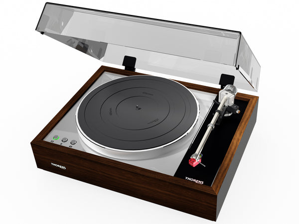thorens td1600 td1601 pladespiller turntable recordplayer madeingermany luxury vinyllover,musiklageret