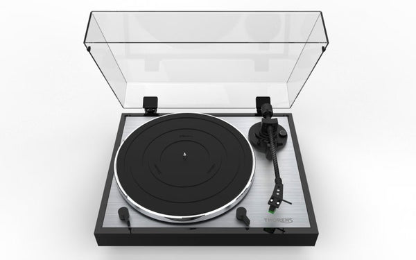 thorens td402, direct drive, pladespiller,turntable, musiklageret