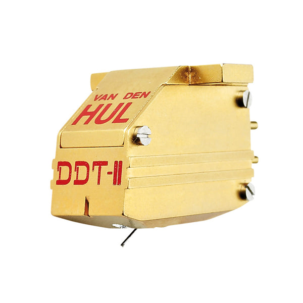 van den hul ddtII special moving coil cartridge pick up mc turntable pladespiller,musiklageret