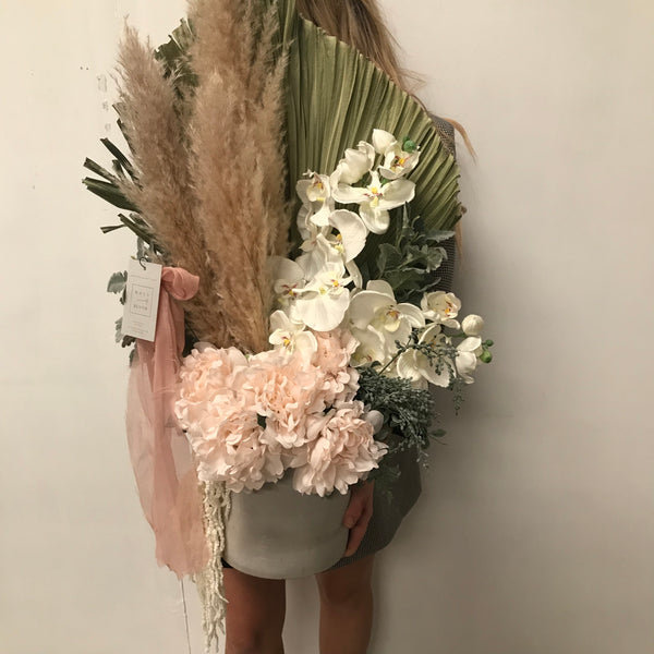 Silk Flowers - Soft
