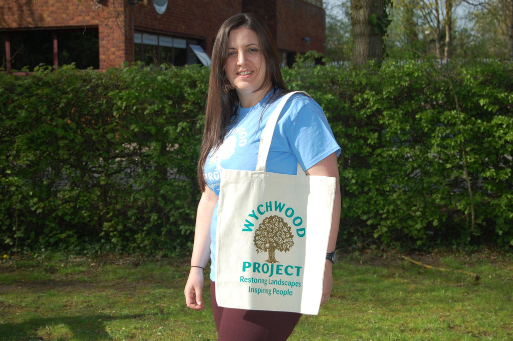 WP Shopping Bag in organic cotton