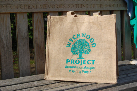 8. Jute Shopping Bag