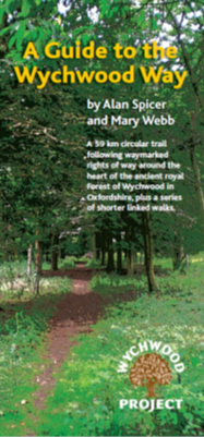 'The Wychwood Way' - A guide to a 37 mile circular trail around the heart of the ancient Royal Forest of Wychwood in Oxfordshire. New revised edition