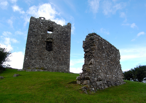 Moyry Castle Forkill