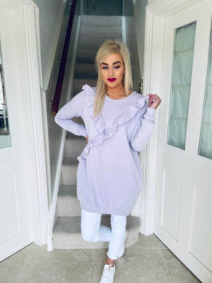 Kylie Jumper Lilac