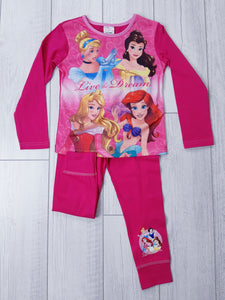 Princess PJ Set