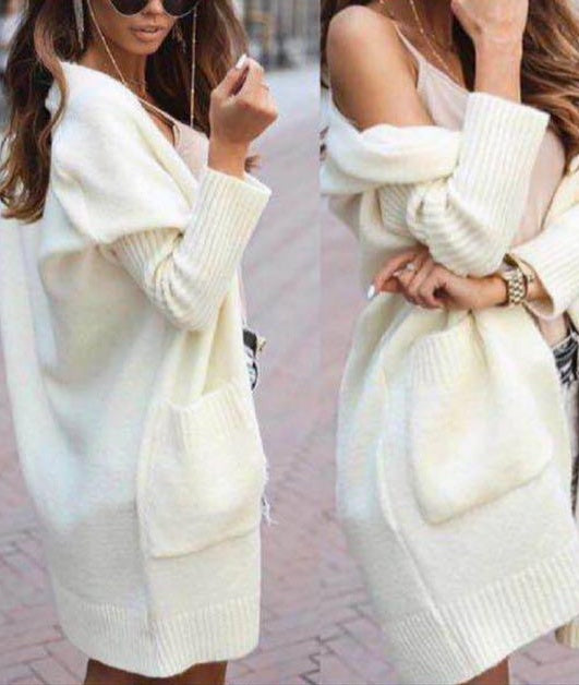 Gem Cardigan Cream