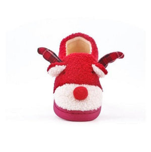 Rudolph Slippers Red