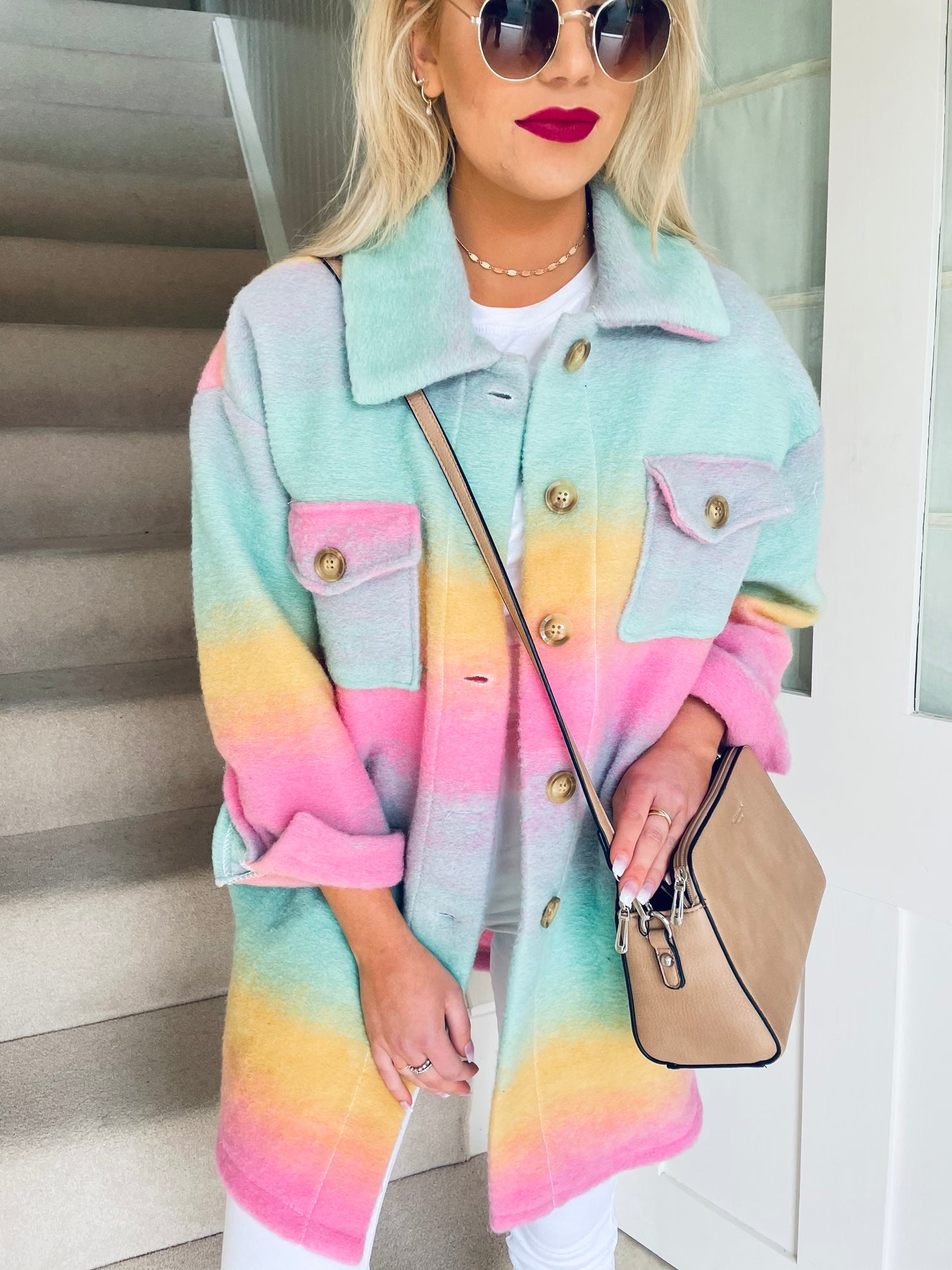 Charlotte Shacket Ombre