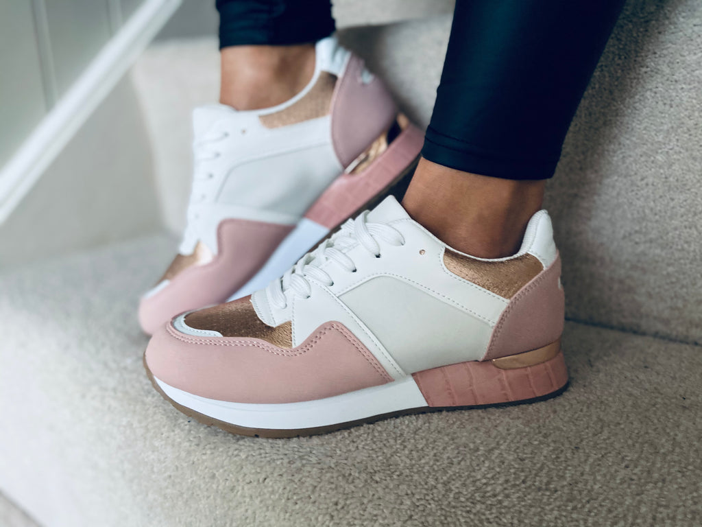Maggie Runners Pink