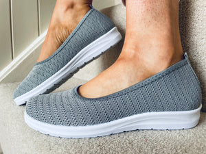 Hallahan Runners Grey
