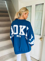 Brooklyn Top Blue