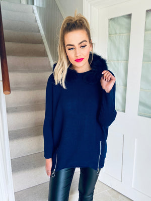 Moby Jumper Navy