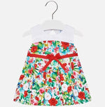 Baby girl summer flower dress