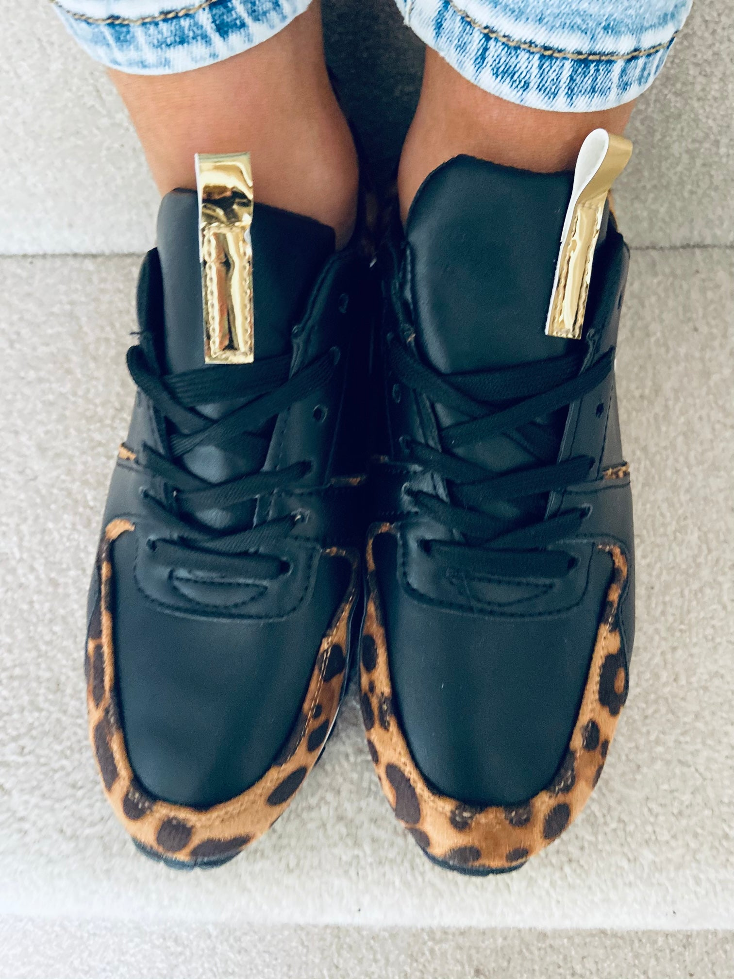 Jacob Runners leopard print