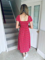 Niki Dress Red