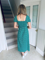 Niki Dress Green