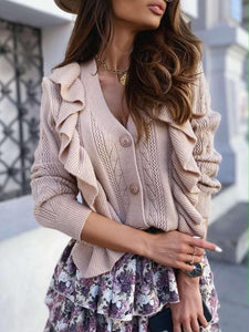 Tilly Cardigan Beige