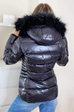Xena Coat Black