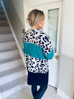 Ruthie Cardigan Green