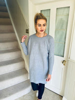 Obi Top Grey