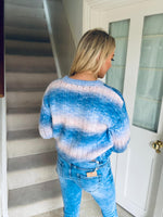 Jackie Jumper Blue
