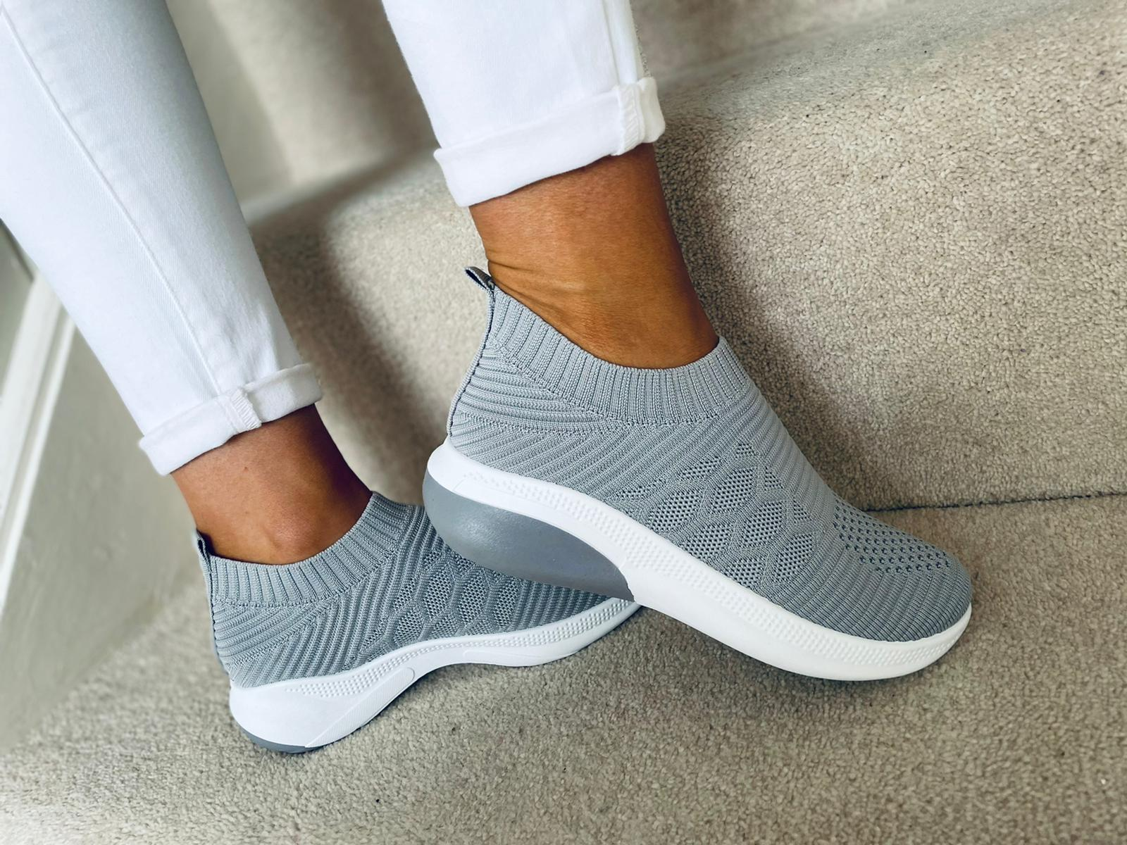Kasey Runners Grey