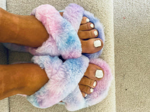 Jones Slippers Purple